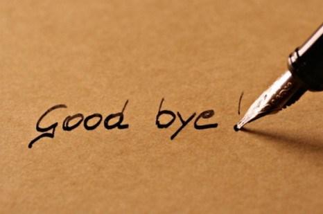 Saying Goodbye to Your Former Job