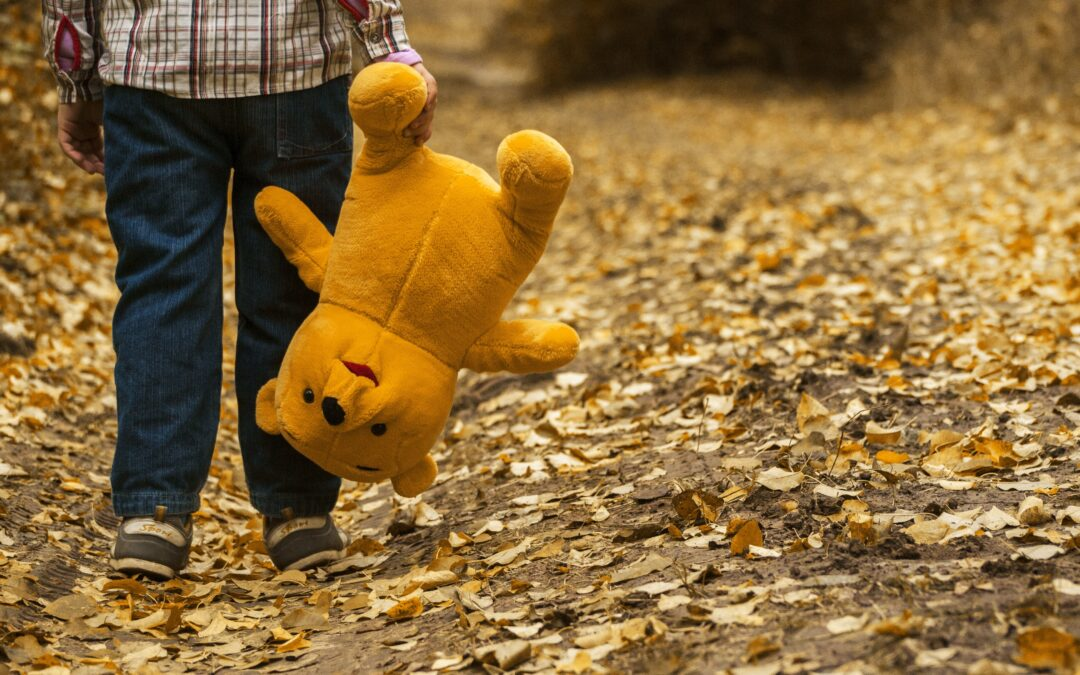 Are you Tigger or Pooh in your Life?