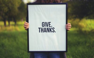 Five Ways Gratitude Can Boost your Career and Life
