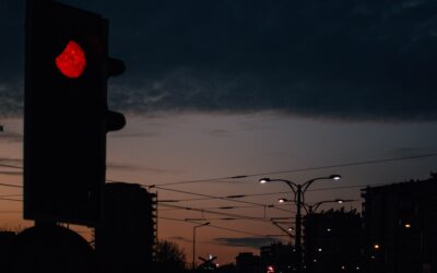 One red light can change your life