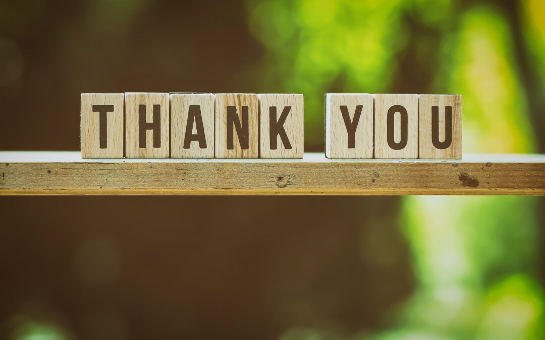 Fuel Your Career with Gratitude to Increase Your Success